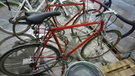 Pinarello Treviso Vintage Steel Road Bike