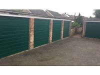 6 Lock Up Garages and 3 Store units for sale producing £5160 per annum