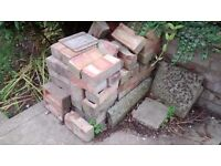 Free bricks/rubble collect acle