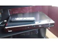 Toshiba DVD player and recorder