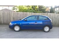 56 Plate Seat Ibiza 1.2 Reference Service History, NEW CLUTCH. Cheap to run and insure. Not vw polo
