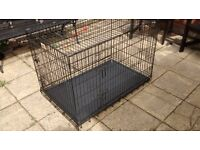 Lazy Bones Large dog cage