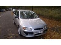 mitsubishi space star in excellent condition,long mot,very reliable,good runner,very clean inside.