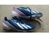 Girls Adidas Football Boots - Size 3