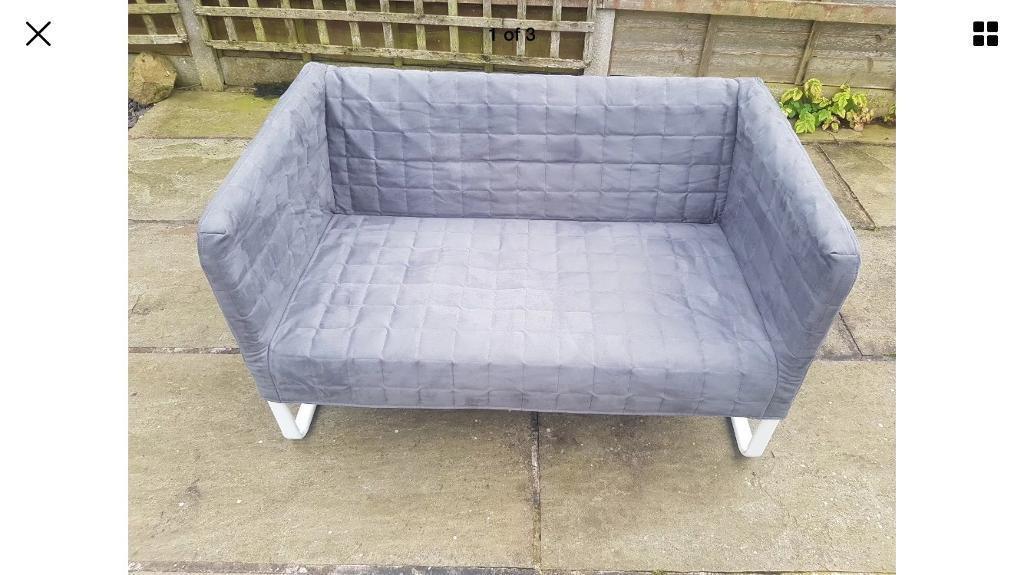 Ikea sofa x4