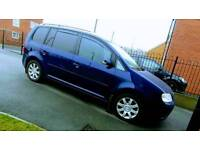 MUST SEE VW TOURAN not audi bmw seat honda nissan ford vauxhall