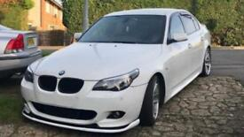 Bmw 525d M SPORT WHITE **P/X WELCOME**