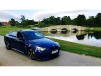 ** ULTIMATE M5 REP ** BMW 530D INSIDE OUT REPLICA AUTOMATIC FULL SERVICE HISTORY **INTERLAGOS BLUE**