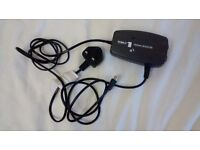 Signal booster for TV, SLx 1
