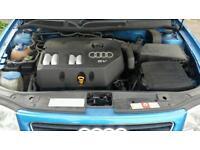 Audi a3 v reg 1.8 petrol (repair)