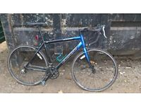 Carrera Virtuoso Road Bike Pro - Blue