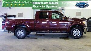 2012 Ford F-350 Lariat (Heated/Cooled Seats  Remote Start)