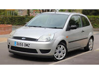 Ford Fiesta 1.2 2005 Long M.O.T Mint condition