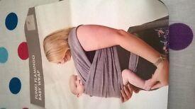 Funki flamingo baby wrap