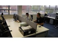 Office space - coworking, hotdesking and meeting rooms - North Acton NW10