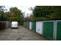 Secure lockup garage cheap storage for household or vehicle 24/7 access in ideal location in Horley