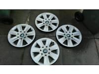 BMW Wheel Trims. 16 inch.