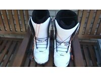 Snowboard 'thirtytwo' Boots, Size UK 11 - Collection only from Kenilworth