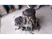 Peugeot 306 Gearbox 1.9D 5 Speed Manual.