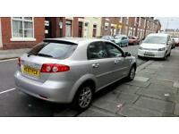 For Sale Chevrolet Lacetti 57 PLATE 1.6 5 door hatchback Low miles Cheap Insurance