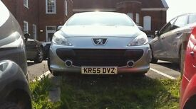 2005 Peugeot 307 1.6 Automatic *** LOW MILEAGE ***