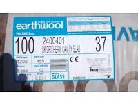 Knauf Dritherm 37 cavity insulation 100mm