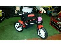 New Dragster style balance bike