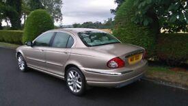 Jaguar X-Type 2003 - mint condition