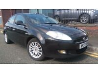2007 Fiat Bravo 1.9 Multijet Dynamic 5dr, FULL SERVICE HISTORY, Breakdown & Warranty Available, £995