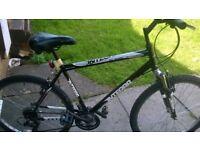 Integra shadow 18 speed mountain bike