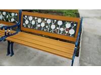 Gaarden bench
