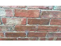 Reclaim cambridge red bricks