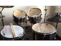 Mapex Horizon Drumkit - Steel Grey - Hardware Included