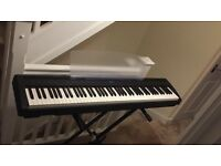 Yamaha P-95 Digital Piano w/ Stand and Metal Sustain Pedal