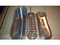 Fish Kettle....Stainless Steel