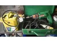 110 Hitachi hammer drill