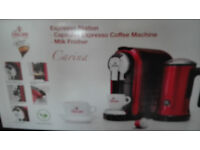 Cagliari coffee machine