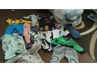 Baby boys clothes 0-3 and newborn