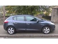 Renault Megane Dynamique DCI 106**Diesel**Full Years MOT**Very Economical Car for ONLY £2895