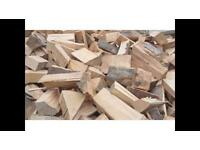 Hardwood seasoned log 07756769935