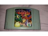 Banjo kazooie N64 not Nintendo gamecube snes ps1 ps2 ps3 ps4