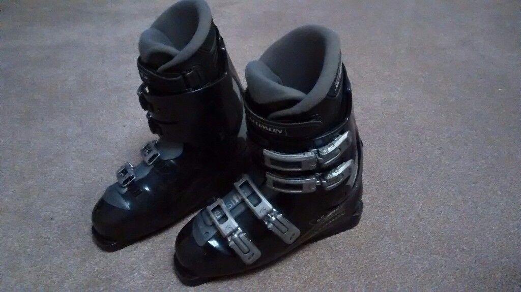 Salomon Performa 5 Ski Boots - Sensifit, Thermicfit liner, adjustable flex & height