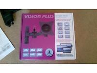 VISION PLUS TV WALL BRACKET
