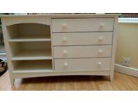 Julian Bowen shelves and drawers ; fitsunder cabin bed