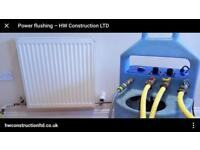 Boiler service and Power flushing at best rates