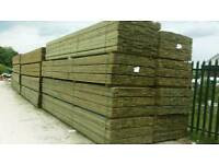 Tanalised Decking (28mm x 120mm) 4.8mtr Lengths - £6 each