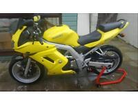 SV650S for sale or swap
