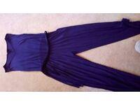 Maternity jumpsuit size 16