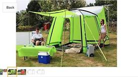 Outdoor revolution lime green drive away awning - NEW!!