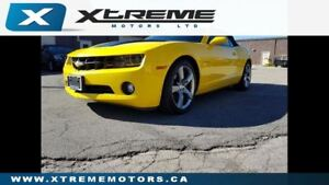 2012 Chevrolet Camaro 2LT/ HEADSUP DISPLAY/ BACKUP CAMERA
